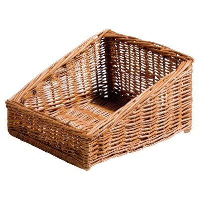 Chef-Hub Small Willow Sloped Display Basket
