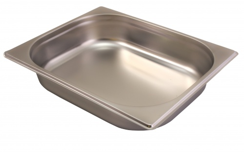1/2 STAINLESS STEEL GASTRONORM PAN