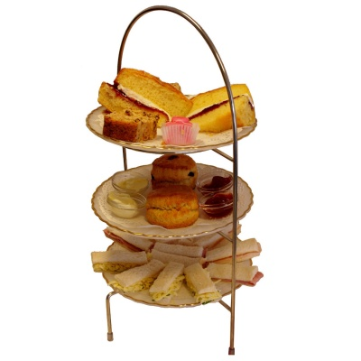Medium 3 Tier Afternoon Tea Stand