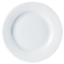 Porcelite Winged Plate 31cm/12.25''