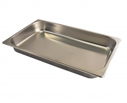1/1 STAINLESS STEEL GASTRONORM PAN