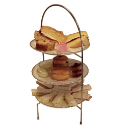 Large 3 Tier Afternoon Tea Stand