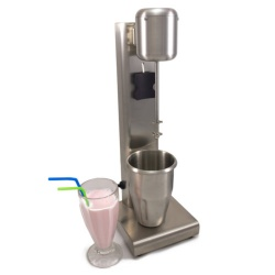 Chef-Hub Single-Spindle Cocktail Mixer