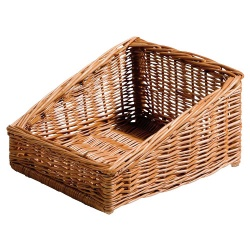 Chef-Hub Willow Sloped Display Basket