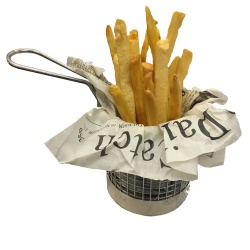 9cm Chip Presentation Basket