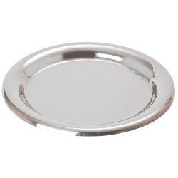 Chef-Hub Stainless Steel Tip Tray / Bill Presenter 14cm
