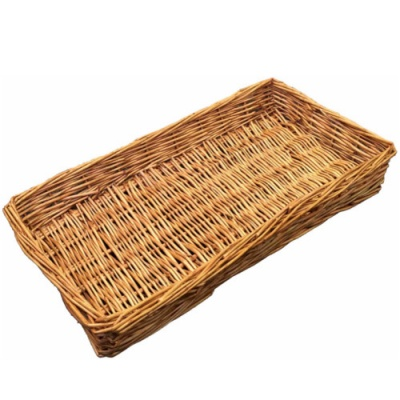 Chef-Hub Willow Oblong Basket