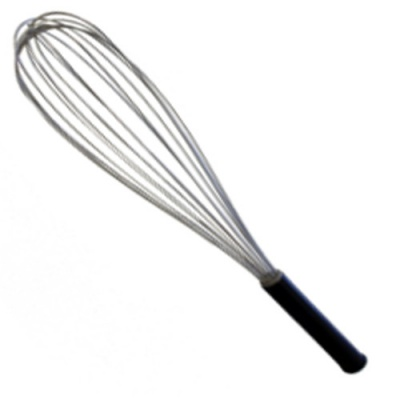 WHISK - 8 WIRE WITH NYLON HANDLE 46cm